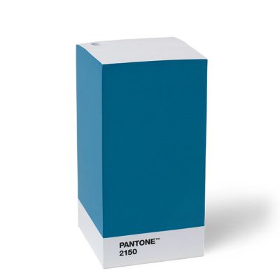Pantone 3M Sticky Note Pad - Blue 2150