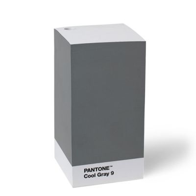 Pantone 3M Sticky Note Pad - Cool Gray 9