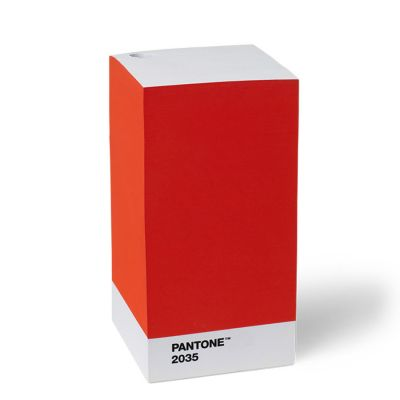 Pantone 3M Sticky Note Pad - Red 2035