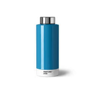 Pantone Steel Drinking Bottle - Blue 2150