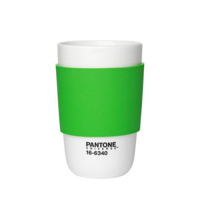 Pantone Cup Classic Porcelain - Classic Green 16-6340