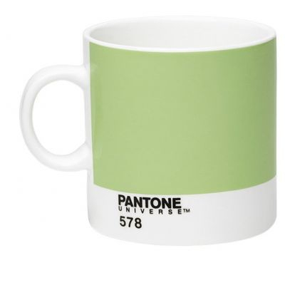 Pantone Espresso Cup - Light Green 578