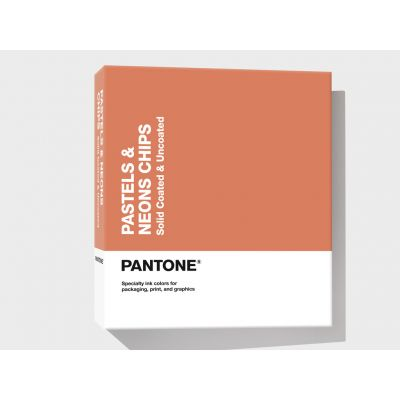 PANTONE Pastels & Neons Chips Coated, Uncoated 2019
