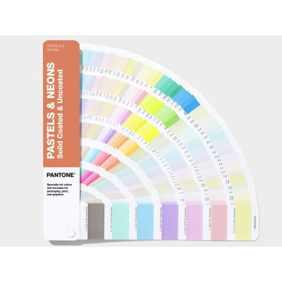 PANTONE Pastels and Neons Coated and Uncoated - 2019