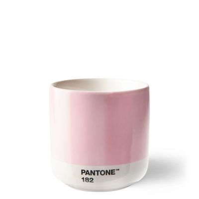 Pantone Cortado Thermo Cup - Light Pink 182.