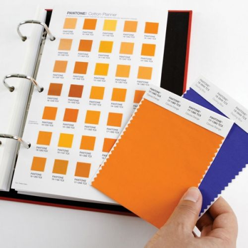 Pantone Fashion, Home + Interiors Cotton Planner