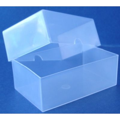 Business Card Boxes - Transparent