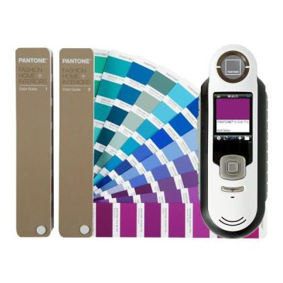 Pantone Capsure with Pantone Fashion, Home + Interiors Colour Guide
