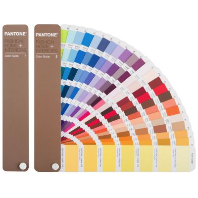 Pantone Fashion, Home + Interiors Colour Guide