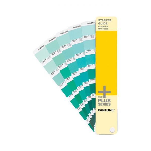 Pantone Starter Guide Solid Coated, Uncoated