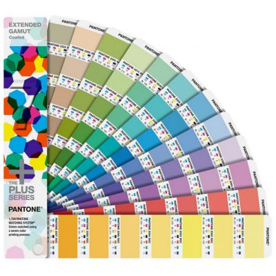 Pantone Extended Gamut Coated Guide