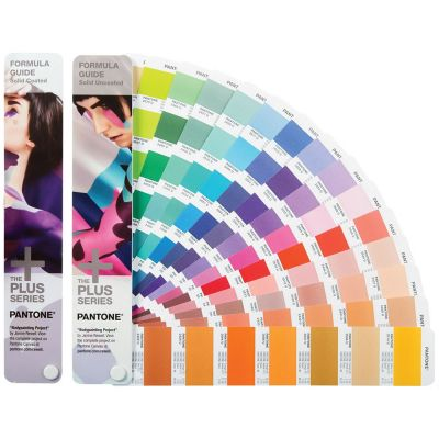 Pantone Formula Guide Coated, Uncoated