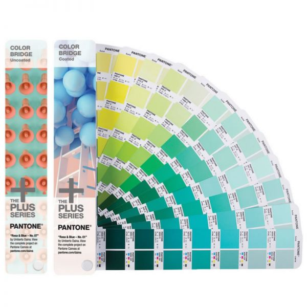 Pantone Color Bridge Coated, Uncoated