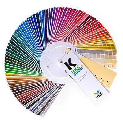 HKS 3000+ K Colour Fan