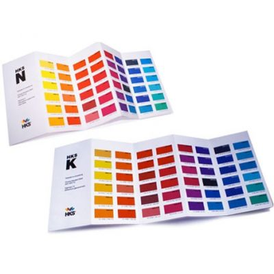 HKS Classic Colour Charts K and N