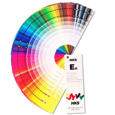 HKS En Endless Colour Guide Uncoated