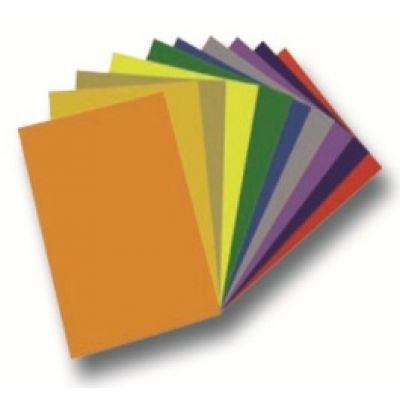 RAL A4 Colour Cards - Individual Sheets