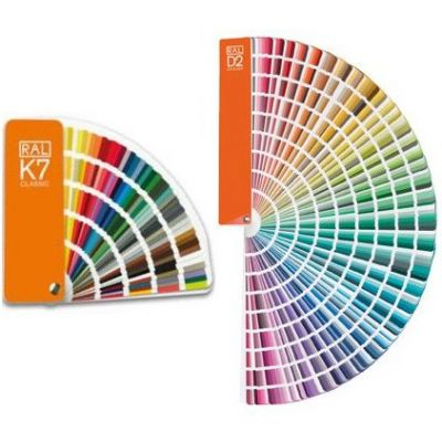 RAL Classic & Design Colour Set