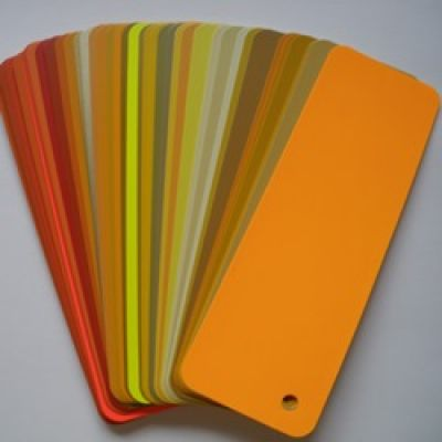 RAL K5 Classic Colours - Individual Pages