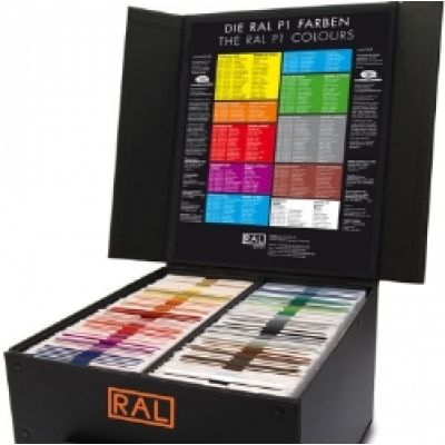 RAL P1 Plastics Colour Box Set