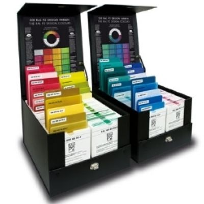 RAL P2 Plastics Colour Box Set