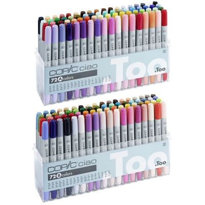 Copic Ciao 144 Colour Set