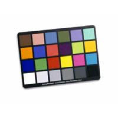 Munsell 24 Colour Checker Chart