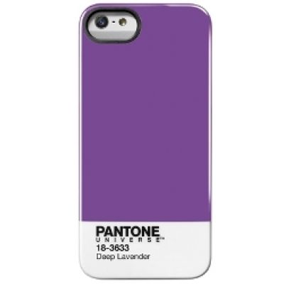 Pantone iPhone 5 Case - Deep Lavender