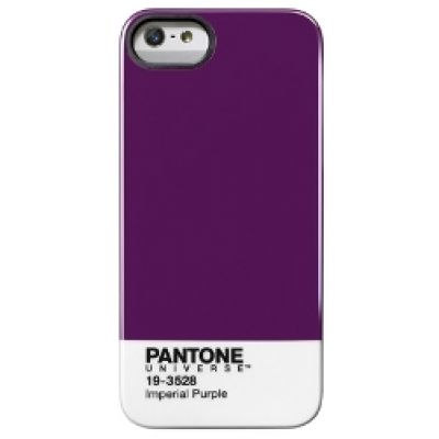 Pantone iPhone 5 Case - Imperial Purple