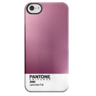 Pantone iPhone 5 Case - Metallic Lavender