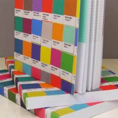 Pantone Journal - Brightly Coloured