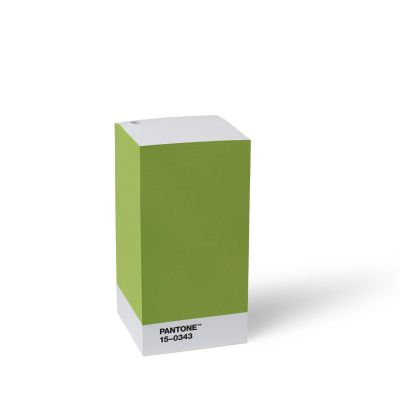 Pantone Note Pad - Colour of the Year 2017 Greenery