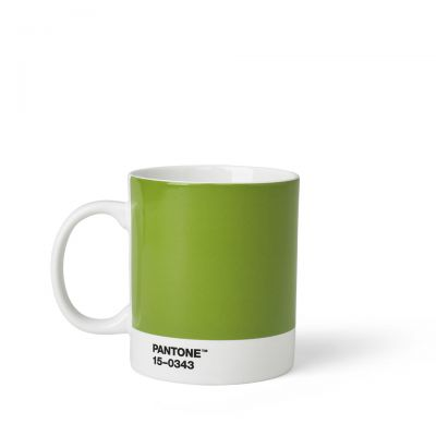 Pantone Mug - Colour of the Year 2017, Greenery