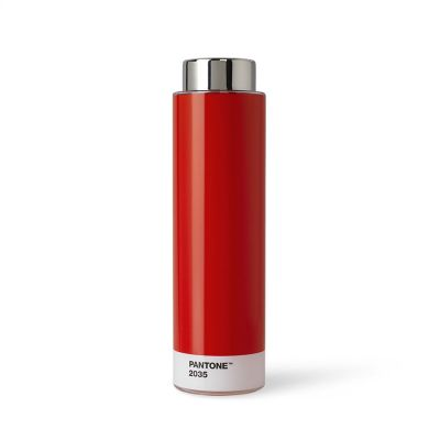 Pantone Tritan Drinking Bottle - Red 2035