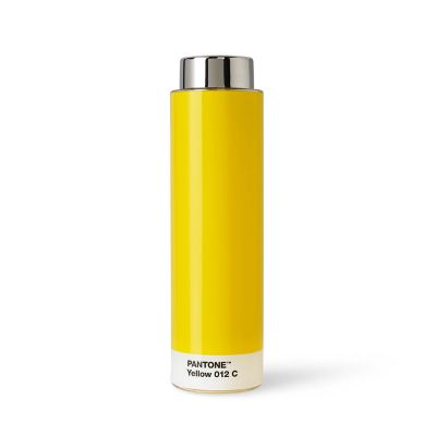 Pantone Tritan Drinking Bottle - Yellow 012