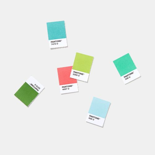 Pantone Solid Chips Coated, Uncoated
