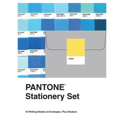 Pantone Stationery Box