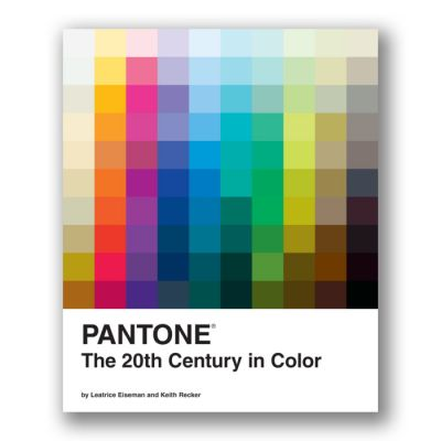 Pantone The 20th Century in Colour