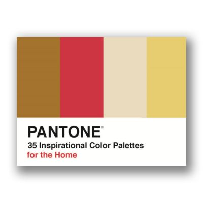 35 Inspirational Pantone Colour Palettes for the Home