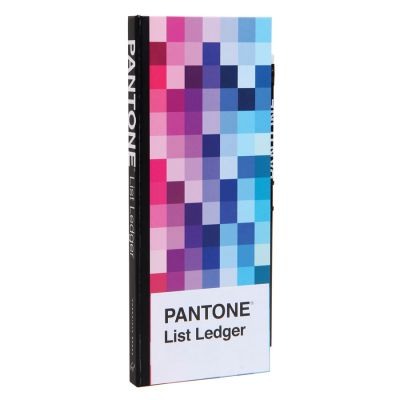 Pantone List Ledger