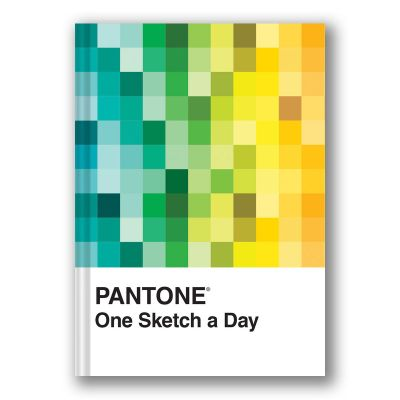 Pantone One Sketch a Day Sketchbook